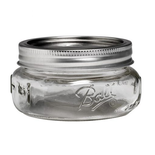 Ball® Elite Collection Wide Mouth 8oz