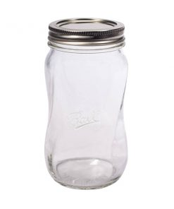 Ball® Elite Collection Spiral Jar 16oz
