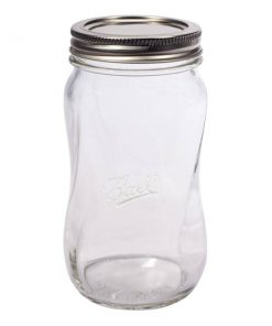 Ball® Elite Collection Spiral Jar 28oz