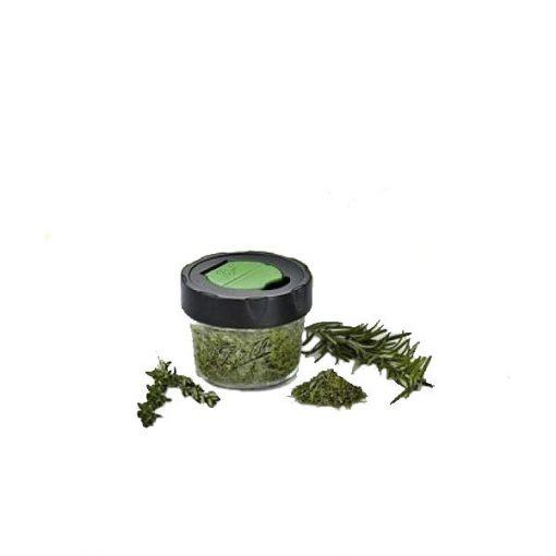 Ball® Mason Dry Herb Jars (4oz) - 4 stk