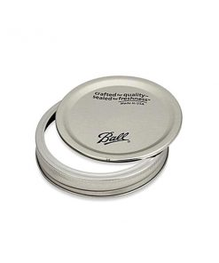 Ball® Wide Mouth Lids with Bands