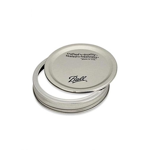 Ball® Regular Mouth Lids with Bands