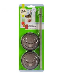 Ball® Sip & Straw Lid Regular Mouth
