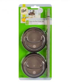 Ball® Sip & Straw Lid Wide Mouth