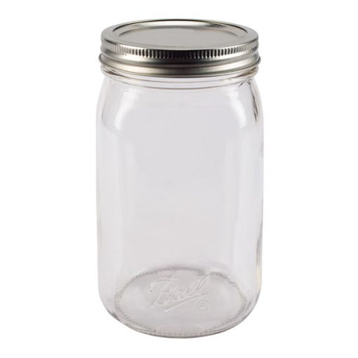 Ball® Smooth Sided 32 oz Wide
