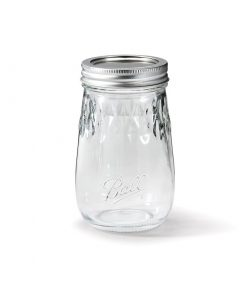 Ball® Flute Jar 16 oz 470ml